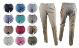 Wholesale Womens Ex Chainstore Chino Casual Trousers Pants